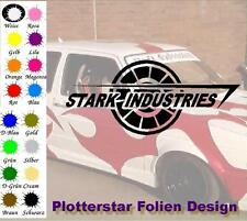 Stark Industries nr2 JDM Sticker Adhesivo OEM Power Fun like Shocker invierno