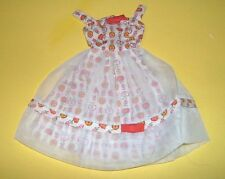 Barbie Lunch Date dress  #1600 doll clothes outfit fashions 1964 Vintage Barbie