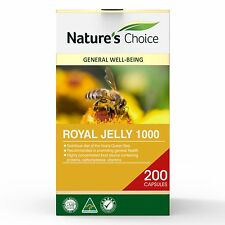 Royal Jelly 1000mg 200 Capsules