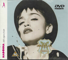 Dvd **MADONNA ♦ THE IMMACULATE COLLECTION** nuovo Jewel Case Slipcase 1990