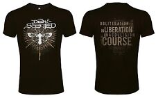 Dew-scented-collision Course-t-shirt-taille size L-NEUF