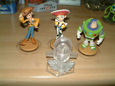 TOY STORY COMPLETE SET .. DISNEY INFINITY 1.0 2.0 3.0 XBOX 360 ONE PS3 PS4 WII U