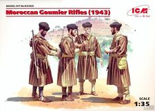 MOROCCAN GOUMIER RIFLES (FRENCH EXPEDITIONARY FORCE - ITALY 1943-44) 1/35 ICM