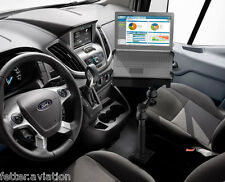 RAM No-Drill Laptop Mount for 2014-2016 Ford Transit Full Size Vans