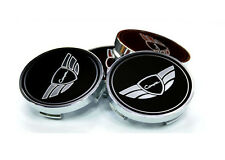 Dress Up Wheel Center Cap 4Pcs 1Set Ver.3 For Hyundai Genesis Coupe