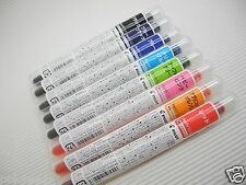 8 Colors IRF-10SPN ink Cartridge for Pilot Petit 1 Fountain pen Petit 2 sign pen