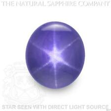 Natural Untreated Violet Star Sapphire, 10.18ct. (S2317)