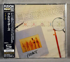 CRUSADERS Images Billy Rogers Omaha Guitar JAPAN SHM - CD Sealed NEW UCCU-90188