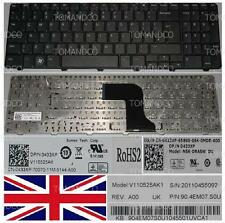 Clavier Qwerty UK DELL Inspiron 15 N5010 M5010 NSK-DRASW 0433XP NOIR