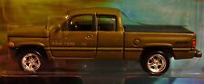 JOHNNY LIGHTNING SPEED 96 1996 DODGE RAM PICKUP TRUCK 1500 V8 COLLECTIBLE +DECAL