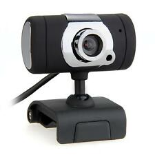 USB 50MP HD Webcam Web Cam Camera w/ Mic Clip-on for Computer PC Laptop Desktop