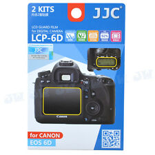 JJC LCD Guard Film Camera Screen Display Protector For Canon EOS 6D