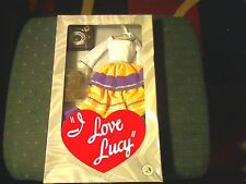 FRANKLIN MINT I LOVE LUCY LUCILLE BALL VINYL DOLL QUEEN OF THE GYPSIES OUTFIT