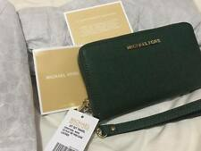 Brand new Michael Kors Jet Set Wallet Moss