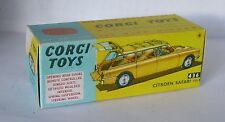 Repro Box Corgi Nr.436 Citroen ID 19 Safari