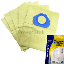 5 x G Dust Bags for Nilfisk GM80P GM90 GM90 Pop Vacuum Cleaner