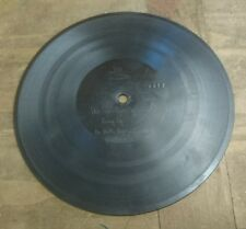 "E BERLINERS 7"" Gramophone Phonograph one Sided. The sailors grave 1900"