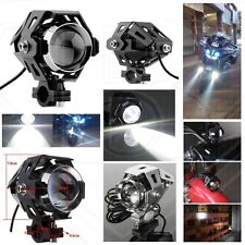 U5 CREE LED Lamp 15W Projector Auxiliary Fog Light For Royal Enfield Bullet