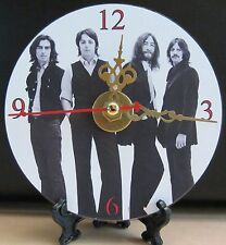 Brand New BEATLES CD Clock Fab Four Music Classic Rock and Roll