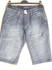 "SUPERBE SHORT JEAN ""GIANI'5"" TAILLE W29 - F 37 NEUF PRIX BOUTIQUE 43 €"