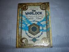 The Warlock (The Secrets of the Immortal Nicholas Flamel )By Michael Scott Book