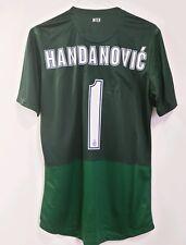 INTER FC MILAN #1 HANDANOVIC 2012 13 MATCH WORN ISSUED SHIRT NIKE