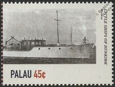 MIMOSA Motor Yacht Boat WWII Little Ships of Dunkirk Stamp