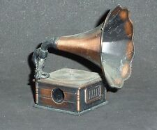 Antique style  PHONOGRAPH    Pencil Sharpener