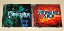 2 CD SET FANTASTICA 1999 2000 - ERA ENIGMA CLANNAD DUNE JARRE NIGHTWISH OLDFIELD