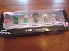 New Tube Heroes Mini Gaming Pack YouTube Tiny Turtle CaptainSparklez Atlanticcra