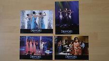 Q180 - 4x Aushangfotos DREAMGIRLS Beyoncé Knowles,  Jamie Foxx,  Eddie Murphy