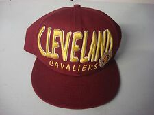 New Era Cleveland Cavaliers 9Fifty Snapback Hat NBA Hardwood Classics