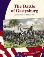 The Battle of Gettysburg: Turning Point of the Civil War (Civil War (B-ExLibrary