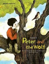Music Storybooks: Prokofiev's Peter and the Wolf by Ji-seul Hahm (2016,...
