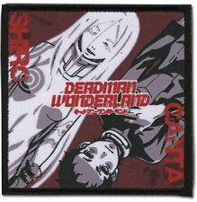 *NEW* Deadman Wonderland: Ganta & Shiro Patch by GE Animation