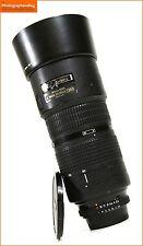 Nikon 80-200mm F2.8D ED MK II Telephoto AF Zoom Lens + Free UK Postage
