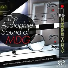 Audiophile Sound Of Mdg - Various Artist (2016, SACD NIEUW)