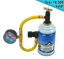 Universal Aircon Top up Recharge Gas Refill Kit for AC cars