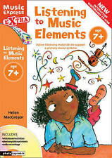 Listening to Music Elements Age 7+: Active Listening Materials to Support a...