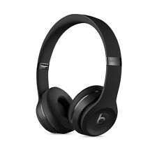 New Imported Beats Solo3 Wireless On-Ear Headphones - Black Color
