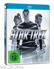 STAR TREK XI (Blu-ray Disc, Steelbook) NEU+OVP