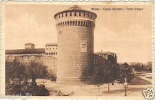 Italie - MILANO - Castello Siorzesco - Torrino d'angcio ( i 2854)