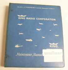 King KNC 610 Area Navigation Computer Original Install/Systems Planning Manual