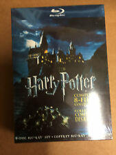 Harry Potter: Complete 8-Film Collection (Blu-ray Disc, 2011, 8-Disc Set) Gift