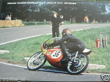 S0240-PHOTO- GERHARD THUROW KREIDLER 50 CC RAALTE 1973 NO 56 MOTO GP