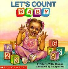 Let's Count, Baby (revised) (What-A-Baby Board Books)
