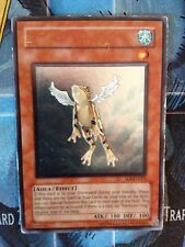 YUGIOH Treeborn Frog - SOI-EN025 ULTIMATE RARE  NO NAME  DOUBLE MISPRINT