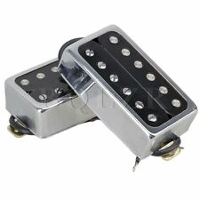 One Pair  Bright Timbre Guitar Pickups with Ceramic Magnet Type Rectangle