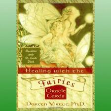 Healing with the Fairies Oracle Cards by Virtue Doreen
