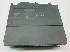 Siemens Simatic 6ES7-321-1EL00-0AA0 Input Module S7300 32DI 120VAC 40PIN